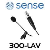 Sense Miniature Mini XLR Lavalier Microphone