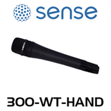 Sense UHF Wireless Handheld Microphone Transmitter (638-674MHz)