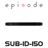 Episode 150W Digital Subwoofer Amplifier with 12V Trigger