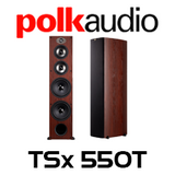 Polk Audio TSX 550T Floorstanding Speakers (Pair)