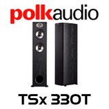 Polk Audio TSX 330T Floorstanding Speakers (Pair)
