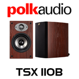 Polk Audio TSX 110B Bookshelf Speakers (Pair)