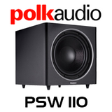 "Polk Audio PSW 110 10"" 100W Active Subwoofer"