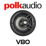 """Polk Audio V80 8"""" In-Ceiling Round Speaker (Each)"""