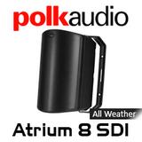 "Polk Audio ATRIUM 8 SDI 6.5"" All-Weather Outdoor Loudspeakers (Each)"