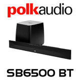 Polk Audio SurroundBar 6500 BT Wireless Instant Home Theatre
