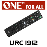 One For All URC1912 Sony Replacement Remote