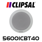 "Clipsal 5600ICBT40 4"" 8W RMS In-Ceiling Bluetooth Speaker (Each)"