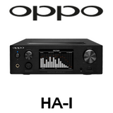 OPPO HA-1 Headphone Amplifier & DAC