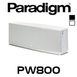 Paradigm PW800 Play-FI Premium Wireless 800 Compact Stereo Speaker (Each)