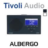 Tivoli Audio Albergo Bluetooth AM / FM Clock Table Radio