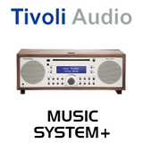Tivoli Audio Music System+ CDs / DAB+ / FM Hi-Fi System with Bluetooth