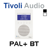 Tivoli Audio PAL+ BT Portable DAB+ / FM Radio with Bluetooth