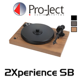 Pro-Ject 2Xperience SB Turntable With 9‰ÛÏ EVO Tonearm & Cartridge