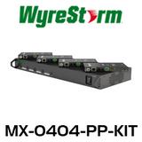 WyreStorm 4x4 HDBaseT Matrix Switcher Kit with (4) 70m Receivers & 2-Way IR