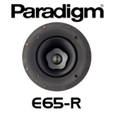 "Paradigm CI Elite E65-R 6.5"" 2-Way In-Ceiling Speaker (Each)"