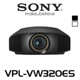 Sony VW320ES 4K 3D 1500 Lumens SXRD Home Cinema Projector