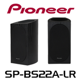 Pioneer SP-BS22A-LR Compact Speakers for Dolby Atmos (Pair)
