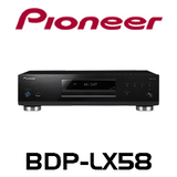 Pioneer BDP-LX58 Blu-Ray Player with Network Features