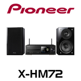 Pioneer X-HM72 CD Micro HiFi System with Network Features
