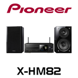 Pioneer X-HM82 CD Micro HiFi System with Network Features