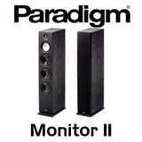 "Paradigm Monitor 11 v7 Three 6.5"" Bass Reflex Floorstanding Speakers (Pair)"
