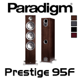 "Paradigm Prestige 95F Dual 8"" 2.5-Way Floorstanding Speakers (Pair)"
