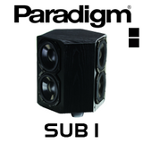 "Paradigm Signature SUB1 Six 8"" 1700W Ultra-Class D Hexagonal Cabinet Subwoofer"