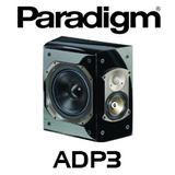 "Paradigm Signature ADP3 8"" 3-Way Surround Speakers (Pair)"