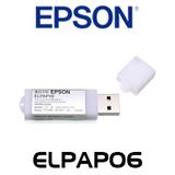 Epson ELPAP06 Quick Wireless Connection USB Key