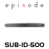 Episode 500W Digital Subwoofer Amplifier with LFE