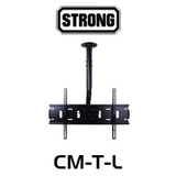 "Strong Large Ceiling Mount for 36"" - 80"" Flat Panel TVs"
