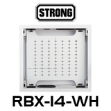 "Strong 14"" x 14"" VersaBox Recessed Dual Layer Flat Panel Solution"
