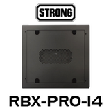 "Strong 14"" x 14"" VersaBox Pro Recessed Dual Layer Flat Panel Solution"