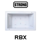Strong In-Wall Recessed Low-Voltage Box