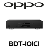 Oppo BDT-101CI Blu-Ray Player Integrated With Optional Custom Modular