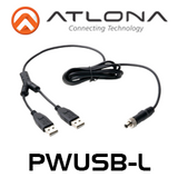 Atlona USB to 5V DC Power Cable