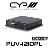 CYP HDBaseT LITE Transmitter / Receiver Up To 60m (4K, HDCP2.2, HDMI2.0, PoH)