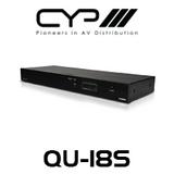 CYP 1 to 8 HDMI Distribution Amplifier - Rack Mountable
