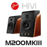 """Swans M200MKIII 5.25"""" Reference Powered Monitor Speakers (Pair)"""