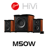 Swans M50W 2.1 Powered Multimedia Speaker System
