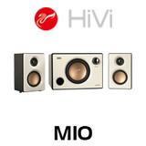 Swans M10 2.1 Powered Multimedia Speaker System