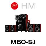 Swans M60 5.1 Mini Multimedia Home Theater Speaker System