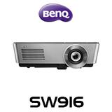 BenQ SW916 WXGA 5000 Lumens High Brightness Installation DLP Projector
