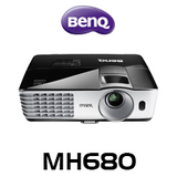 BenQ MH680 Full HD 3000 Lumens Business Wireless DLP Projector