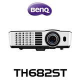 BenQ TH682ST Full HD 3000 Lumens Short-Throw Business Projector