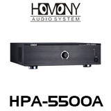 Homony HPA-5500A High-Performance PA Power Amplifier