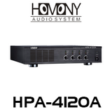 Homony HPA-4120A 120W Four Channel Power Amplifier