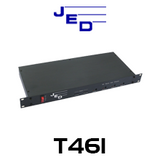 JED T461 4-Channel Stereo Audio Controller
