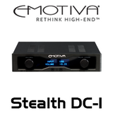 Emotiva Stealth DC-1 Precision Balanced 24/192K Fully Differential DAC